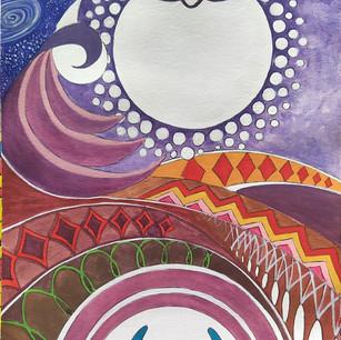 De la source aux couleurs Mandalas