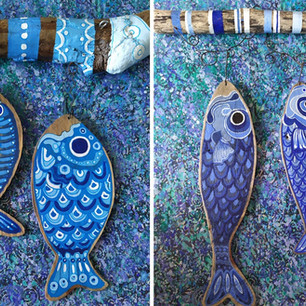 A la ligne les poissons