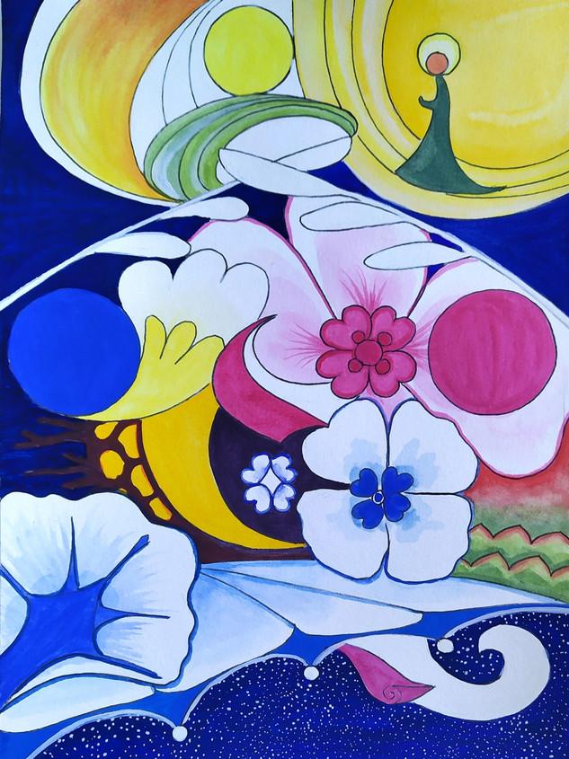 Les Fleurs de l'âme