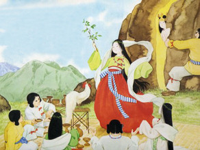Naissance du Taïko : le mythe.
