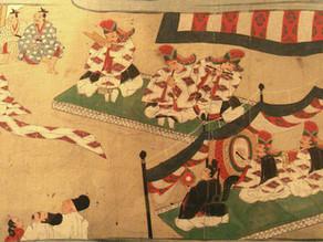 Histoire ancienne du taïko