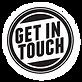 Get In Touch sticker