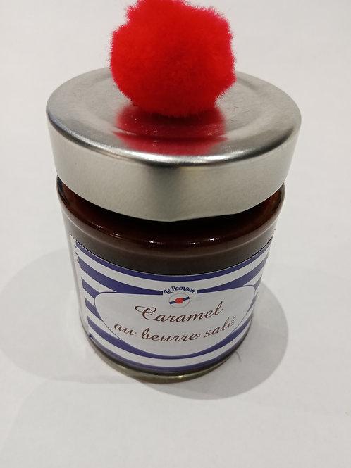 Caramel au beurre salé de Bretagne