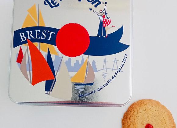 Boîte de galettes bretonnes 150g