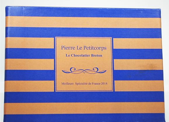 Coffret Le Chocolatier Breton 12 chocolats