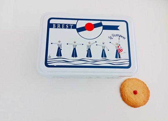 Boîte de galettes bretonnes 350g