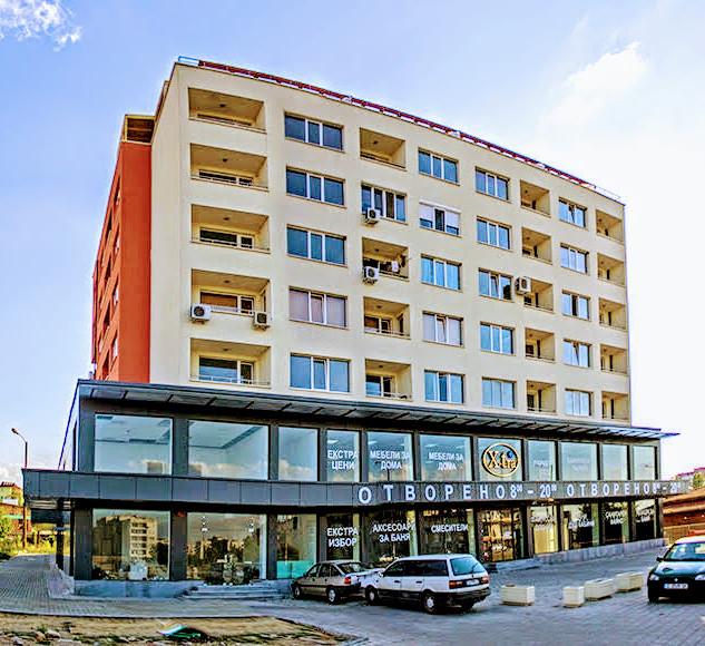 Sofia, Tsaritsa Yoana Blvd.