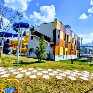 Sofia, Aqua Park, Vazrajdane Park