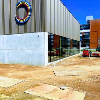 Herent Sports Complex, Belgium