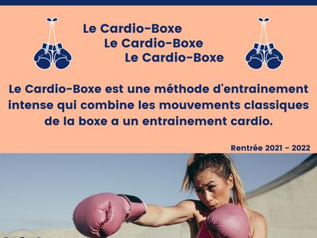 🥊 CARDIO-BOXE!