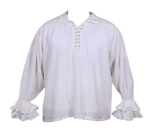 Steampunk Renaissance Pirate Shirt