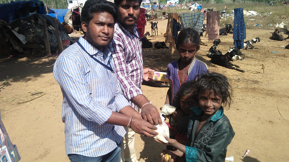 Save life for the Poor Children