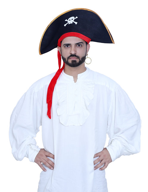 Medieval Renaissance Look Pirate Shirt