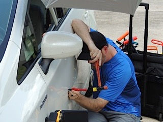 Paintless Dent Removal (PDR), Dent Transformations, Mobile Dent Removal in Central Florida
