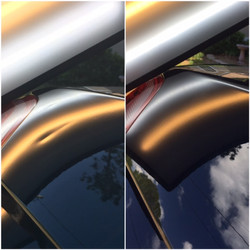 Mobile Paintless Dent Removal