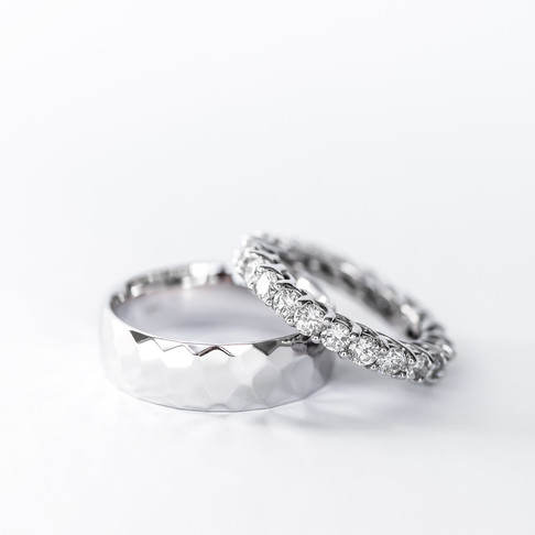 Allurez Home Page Wedding Band Options