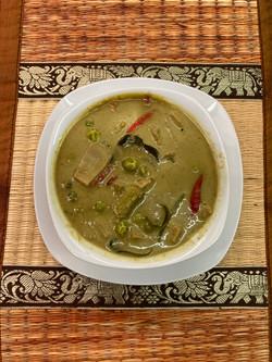 Gaeng Kiew Wan (vegetarisch)