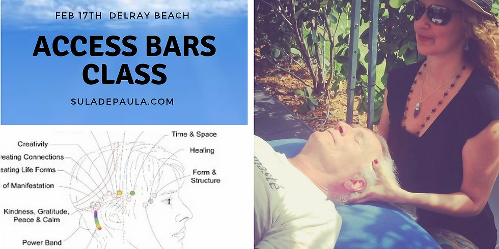 Access Bars Training Class June