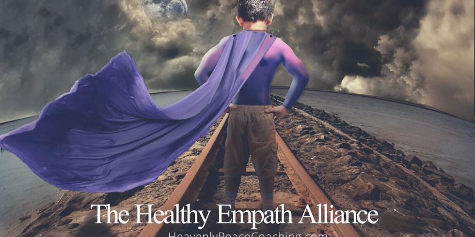 The Healthy Empath Alliance Group  (1)