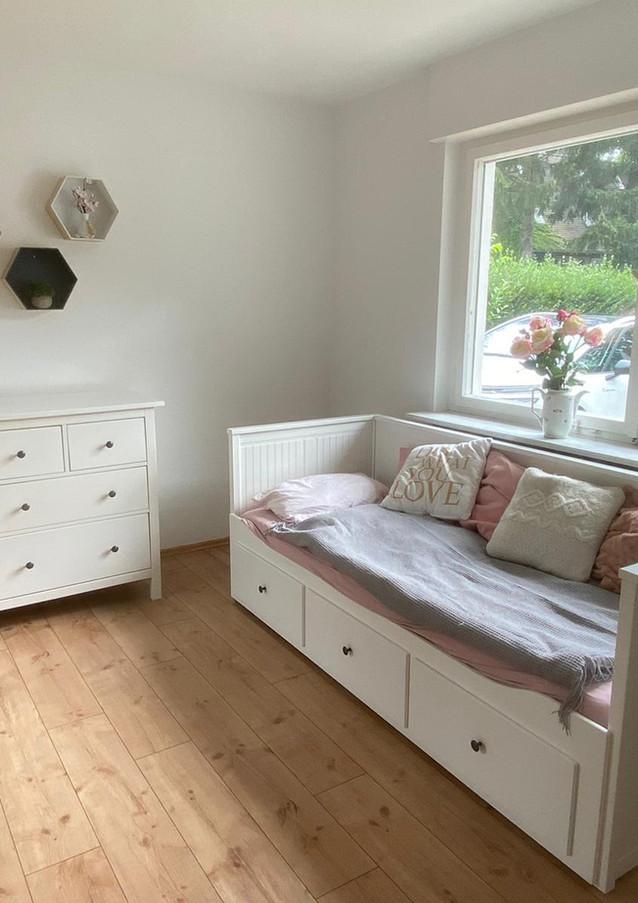 Zweites Schlafzimmer zum Wohlfühlen