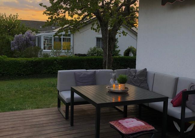 Traumhafte Sonnenuntergänge laden zu romantischen Abenden ein.