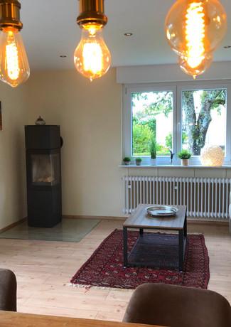 Unser schönes Wohnzimmer