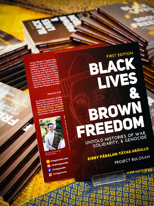 Black Lives & Brown Freedom: Untold Histories of War, Solidarity, & Genocide