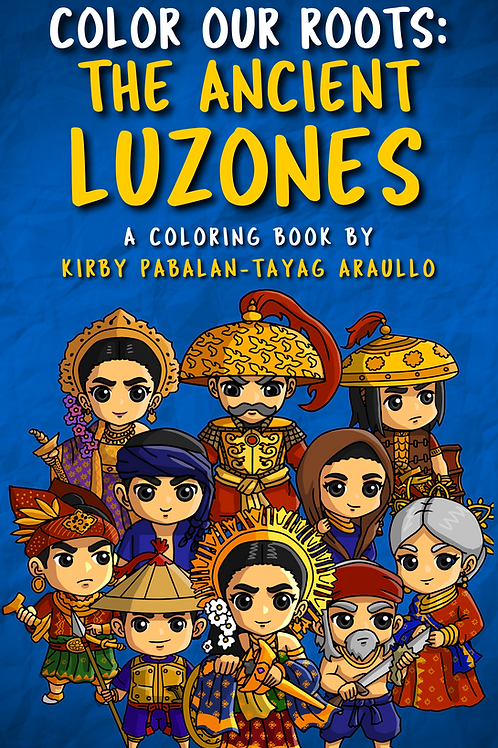 Color Our Roots #1: The Ancient Luzones