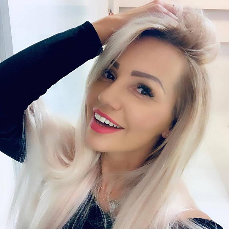 Agnieszka Drewnicka, zdjęcie z Instagrama