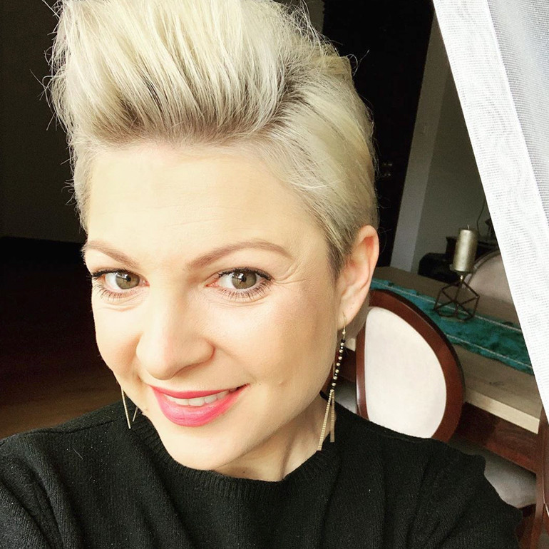 Magda Narożna, fot. Instagram/madzia_pim