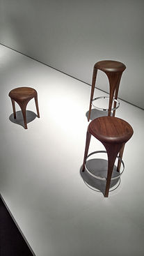 Minun Stools by Hines Fischer for ICFF Studio Competition