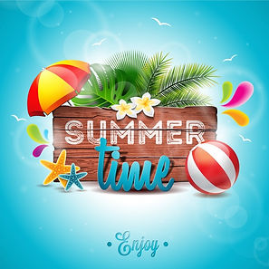 summer-time-background-palm-tree-design_