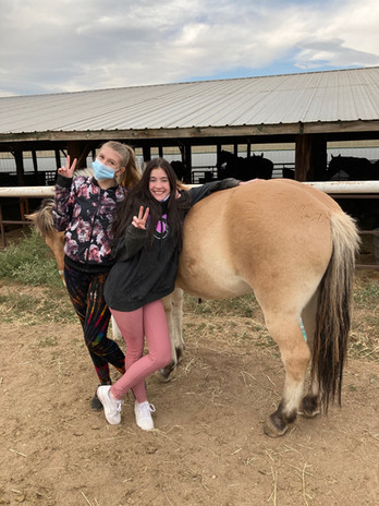 Posing with a horse.jpg