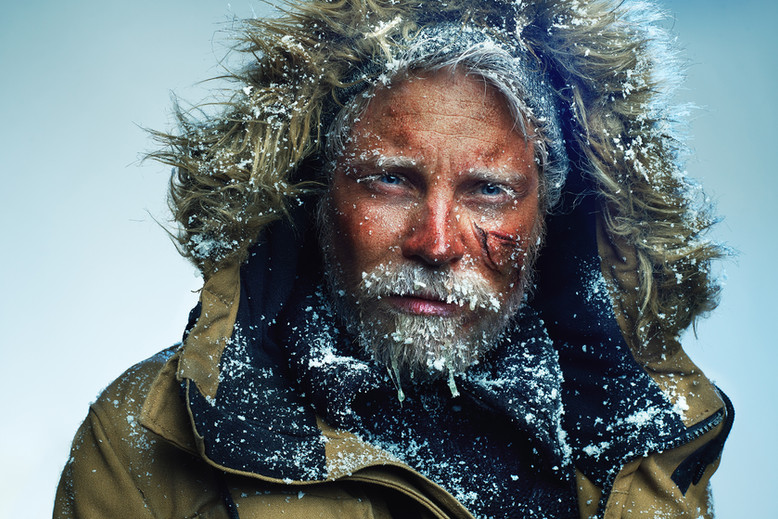 Frozen man 2