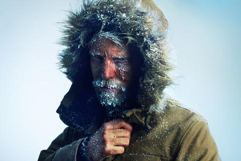 Frozen man 3
