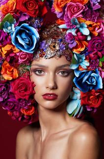 Kerényi Virág Headpiece