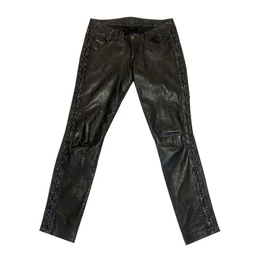 Pantalon cuero