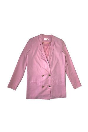 Traje-Blazer rosado