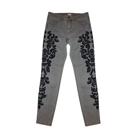 Pantalon bordado