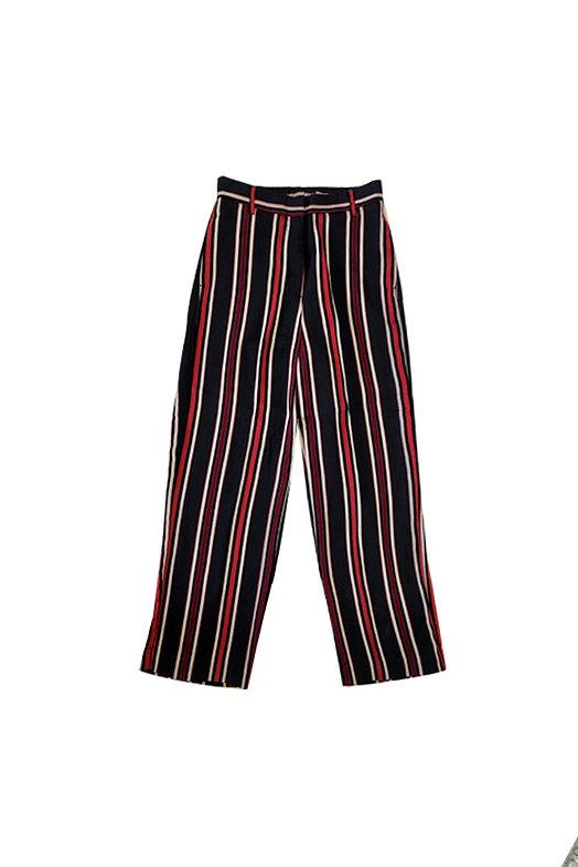 Traje-Pantalon rayado