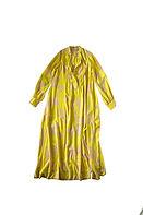 Vestido tunica amarillo