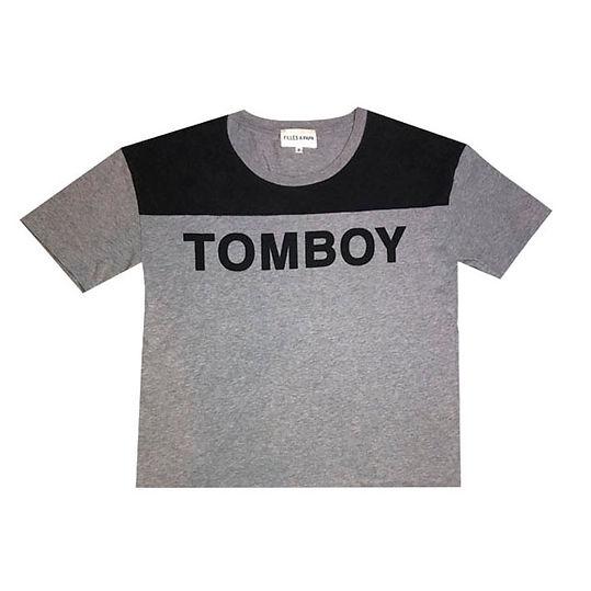 Polera tomboy