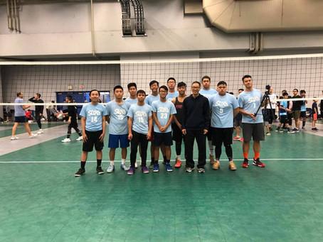 Philadelphia Suns 9-Man Volleyball