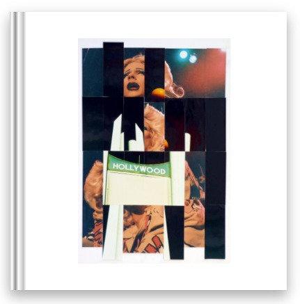Edy Ferguson  PostPunkGlamRock 1993 - 2003  Limited Edition Book