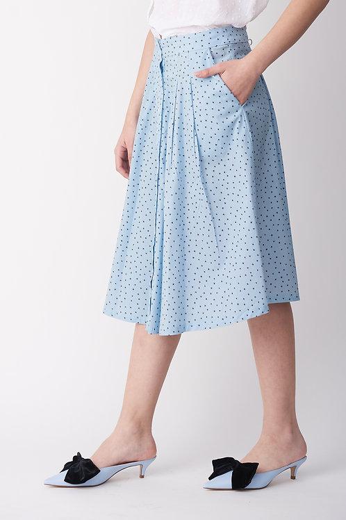 חצאית קפלים