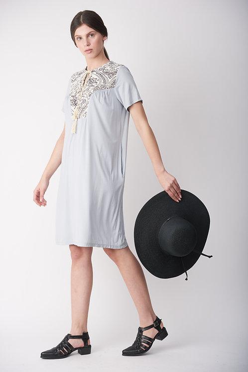 השמלה המשולבת