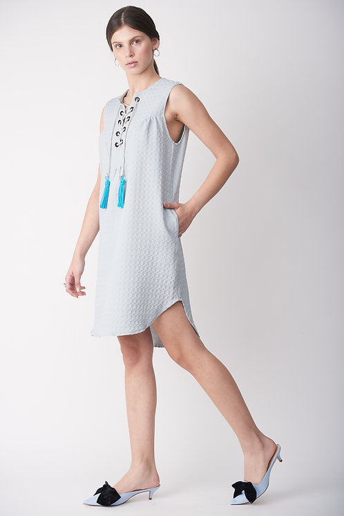 שמלת פונפון