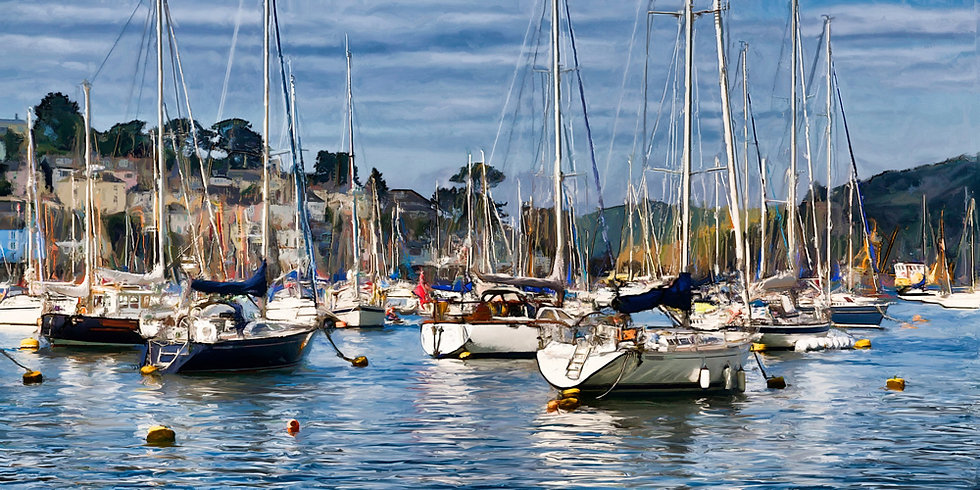 Harbour Moorings II