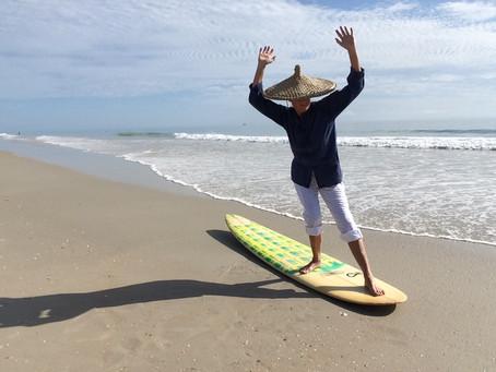 Surfing Chi Social Workshop