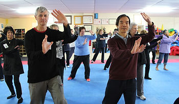 tai chi for health Dr. Paul Lam
